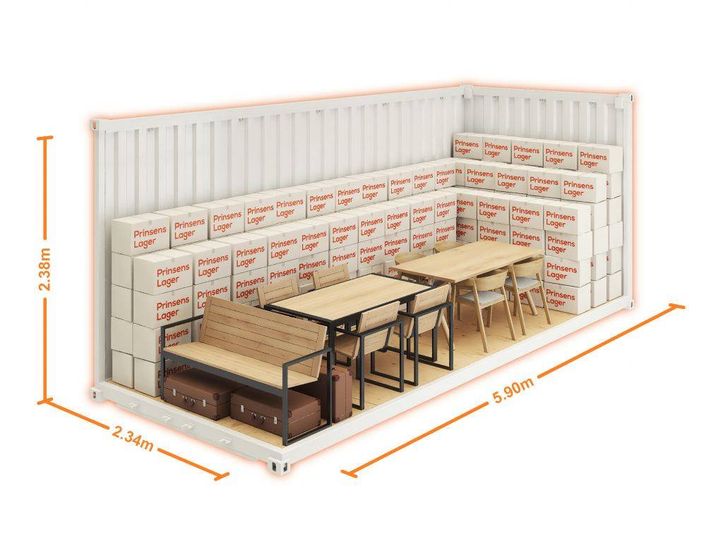 Hyra möbler i Västerås
